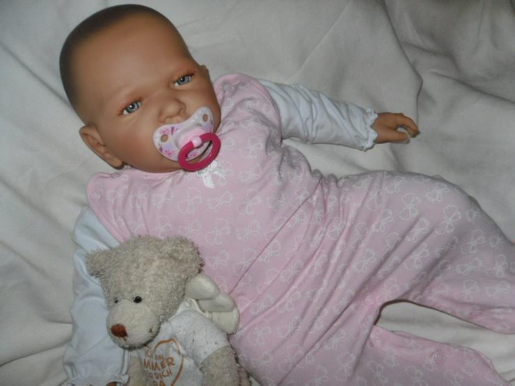Bild 6: Doro Dolls Babypuppe Charlotte 52 cm Spielpuppe Baby Puppen