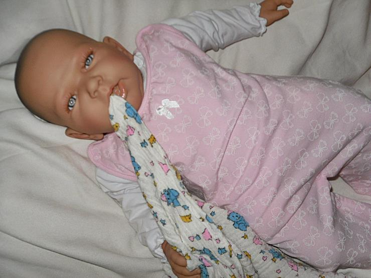 Bild 4: Doro Dolls Babypuppe Charlotte 52 cm Spielpuppe Baby Puppen