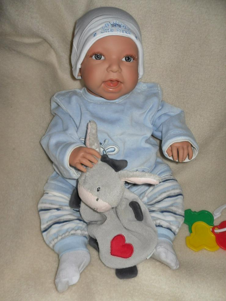 Bild 3: Doro Dolls Babypuppe Vincent 52 cm Spielpuppe Baby Puppen NEU