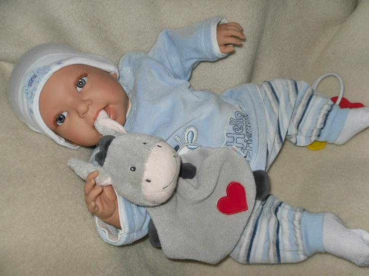 Bild 5: Doro Dolls Babypuppe Vincent 52 cm Spielpuppe Baby Puppen NEU