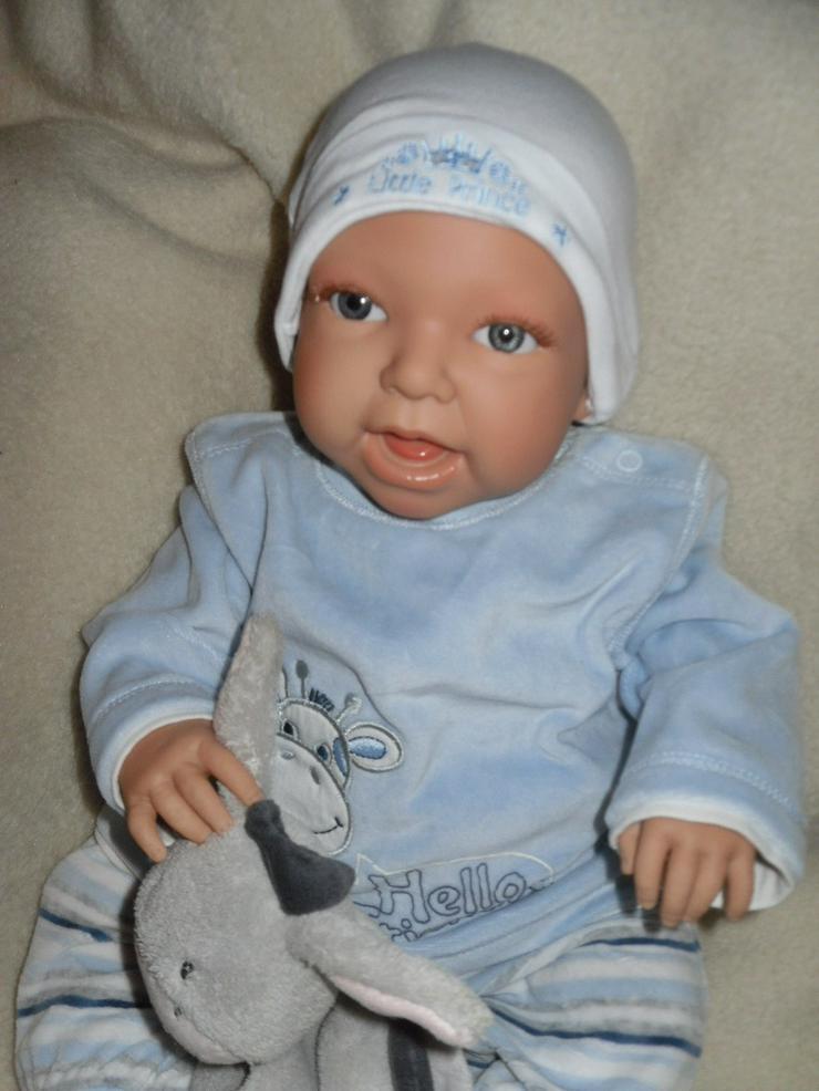 Bild 4: Doro Dolls Babypuppe Vincent 52 cm Spielpuppe Baby Puppen NEU