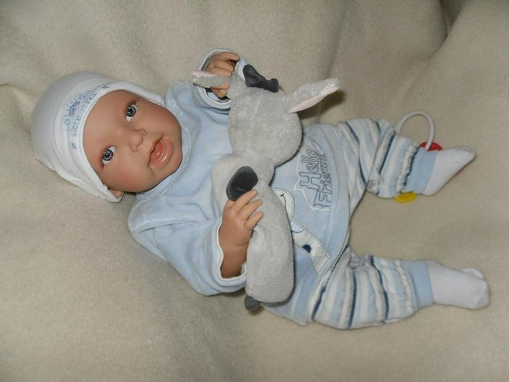Bild 6: Doro Dolls Babypuppe Vincent 52 cm Spielpuppe Baby Puppen NEU