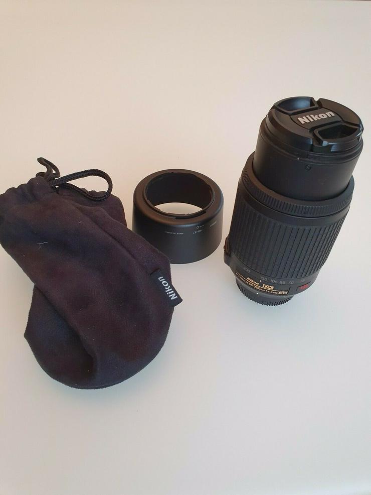 Nikon AF-S DX Nikkor 55-200mm