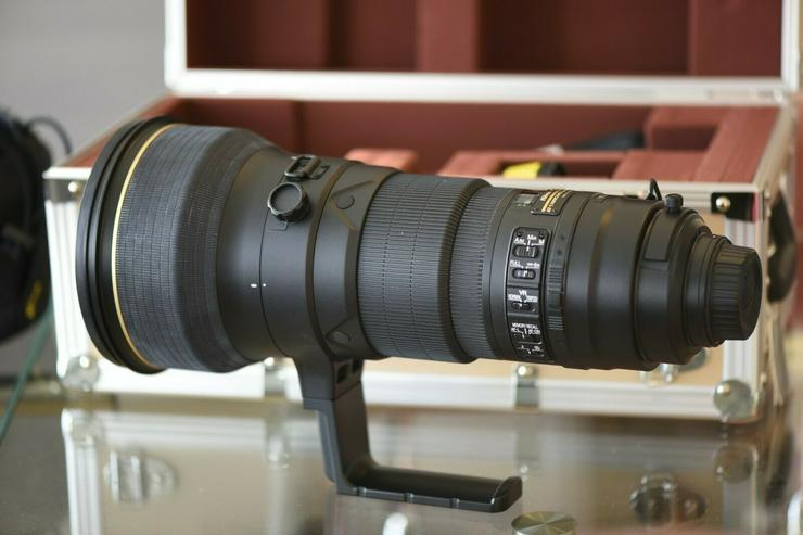 Bild 2: Nikon AF-S 400mm f/2.8 G VR ED Nikkor 400 2.8