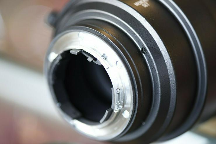 Bild 5: Nikon AF-S 400mm f/2.8 G VR ED Nikkor 400 2.8