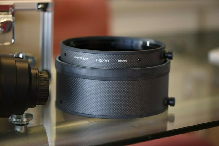 Bild 4: Nikon AF-S 400mm f/2.8 G VR ED Nikkor 400 2.8