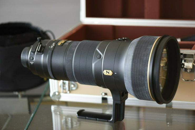 Nikon AF-S 400mm f/2.8 G VR ED Nikkor 400 2.8 - Objektive, Filter & Zubehör - Bild 1