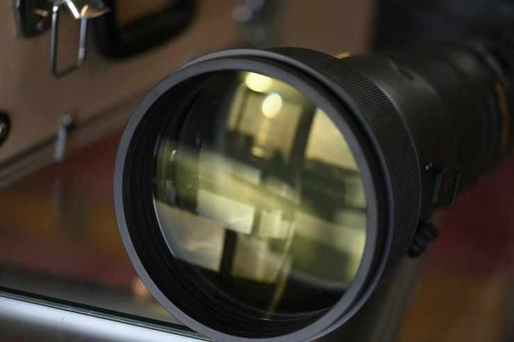 Bild 6: Nikon AF-S 400mm f/2.8 G VR ED Nikkor 400 2.8