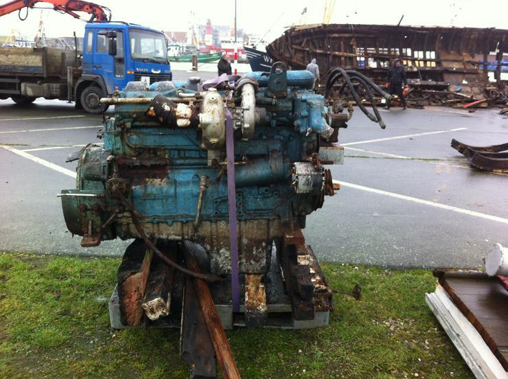 MAN Motor D2866TE 6 Zylinder Turbo Diesel