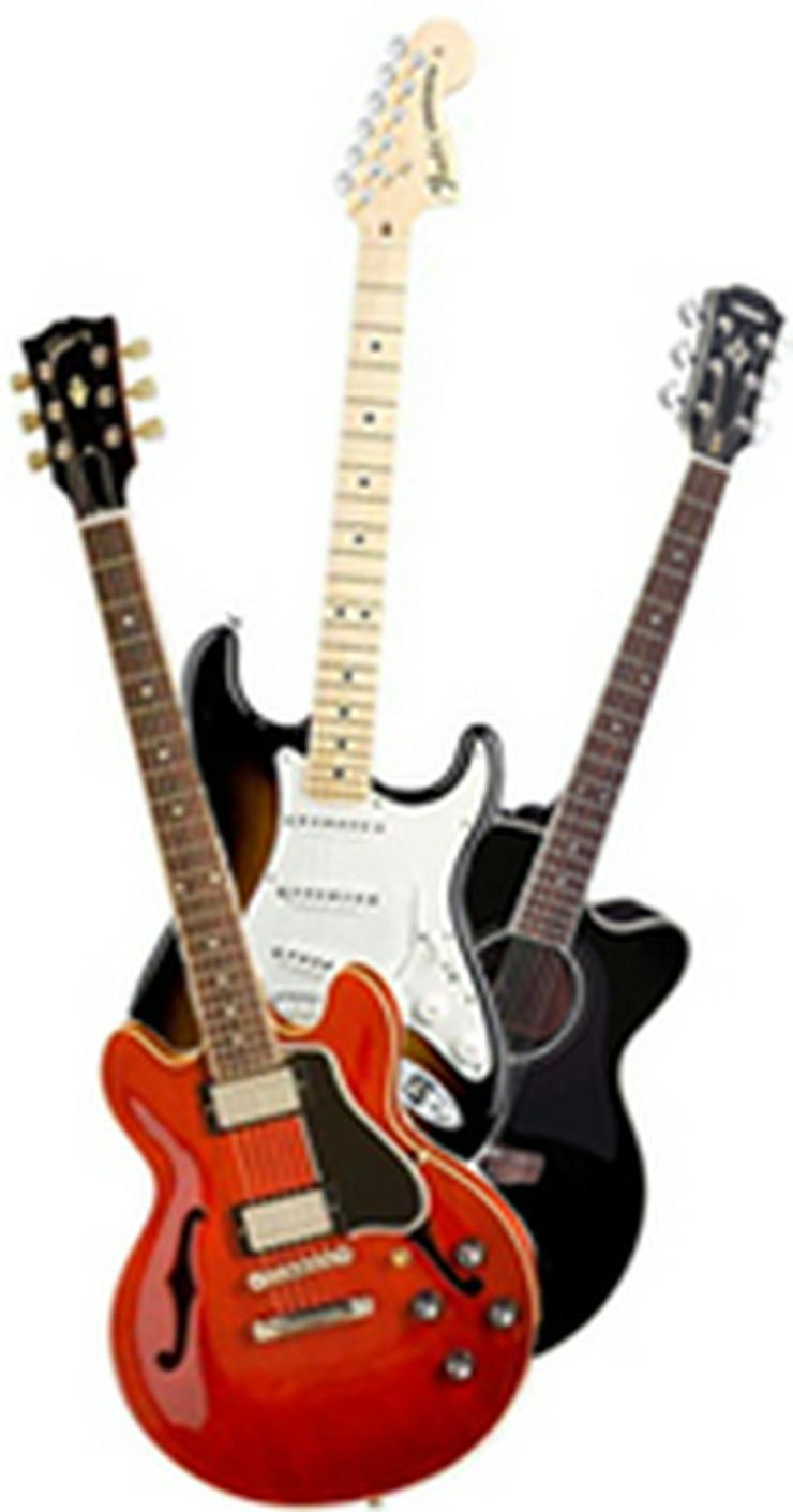Bild 2: BLUES-Gitarre akustisch elektrisch - Start Di 11.Feb. 19.45h