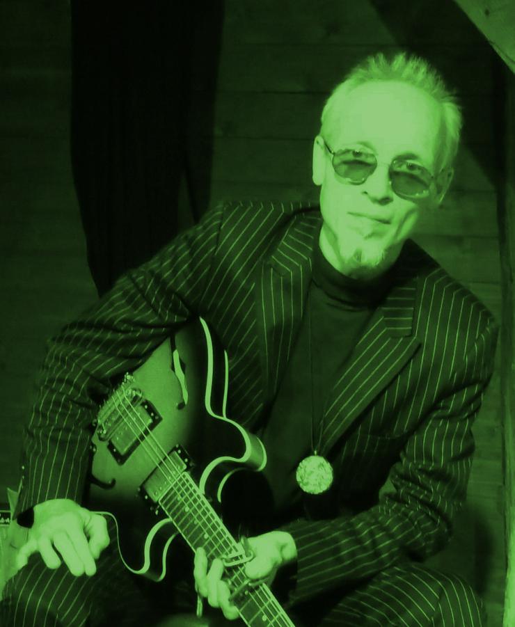 JAZZ-GITARRE Swing Blues Latin - Start Do 13.Feb. 19.45h - Instrumente - Bild 1