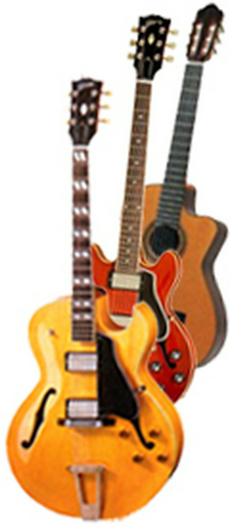 Bild 2: JAZZ-GITARRE Swing Blues Latin - Start Do 13.Feb. 19.45h