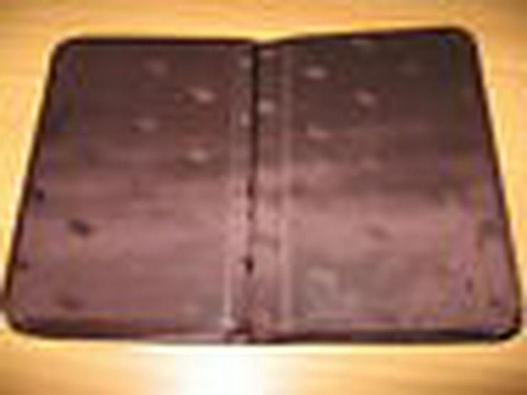 """Bild 3: Brieftasche Fabr. """"Büffel"""""""