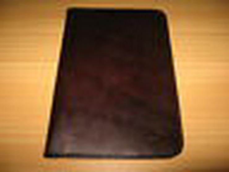 """Bild 4: Brieftasche Fabr. """"Büffel"""""""