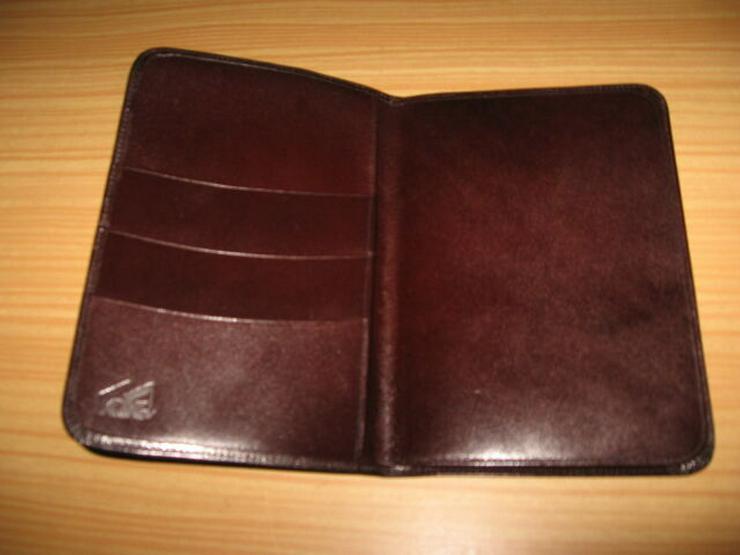 """Bild 2: Brieftasche Fabr. """"Büffel"""""""