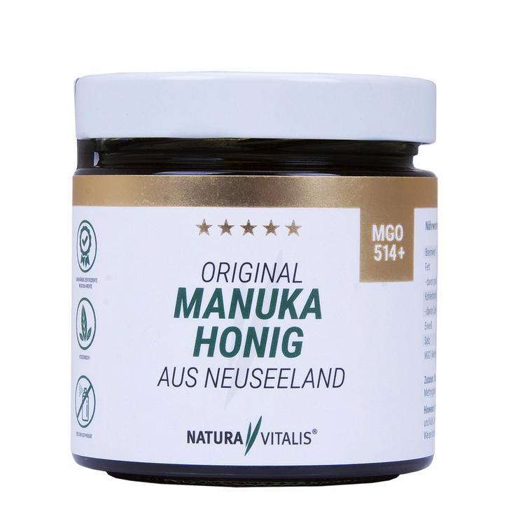 Original Manuka Honig MGO 514+ 500g