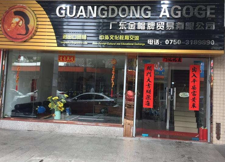 Guangdong Agoge Import und Export