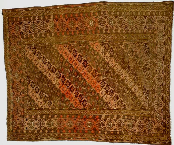Orientteppich Turkestan von ca. 1850 (T090)