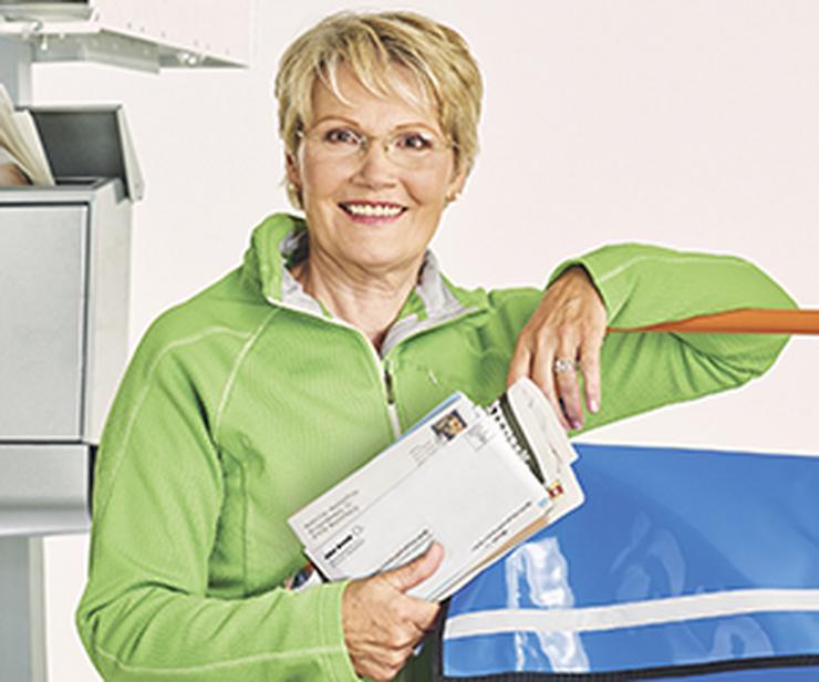 Zeitung austragen, Prospekte zustellen - Minijob, Nebenjob, Teilzeit, Schülerjob in Augsburg