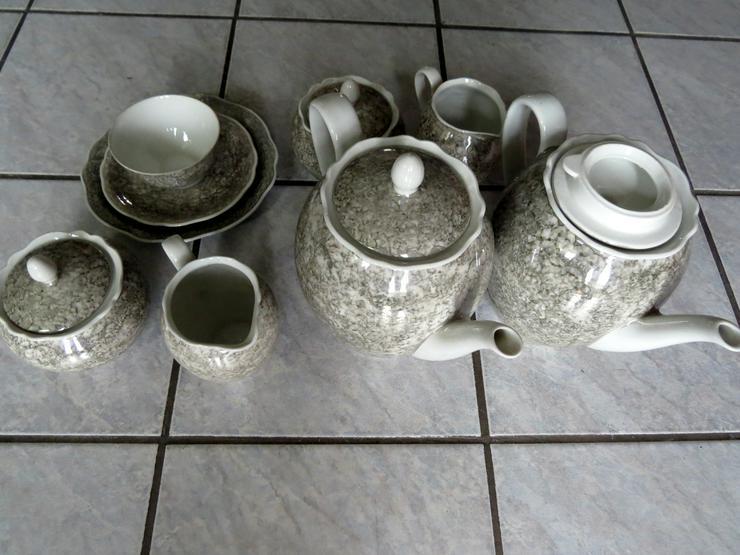 Kaffeegeschirr 38 tlg. M. Freitag Porzellan MF17G78 (1945-1972)