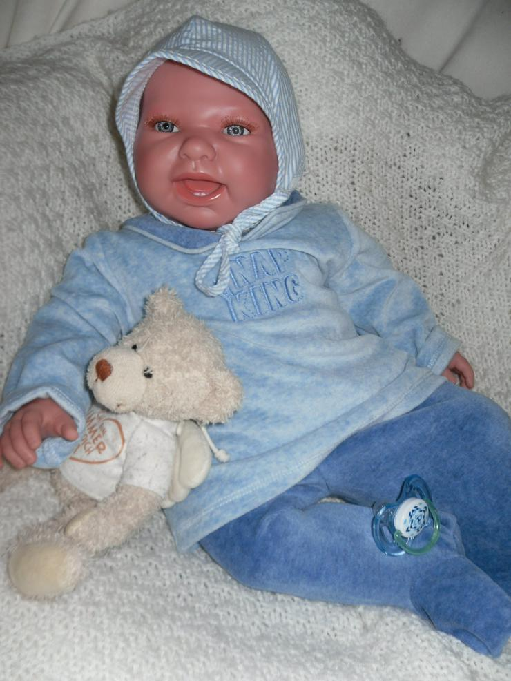 Doro Dolls Babypuppe Valentin 52 cm Spielpuppe Baby Puppen NEU - Puppen - Bild 1