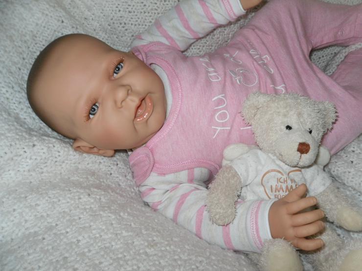 Bild 6: Doro Dolls Babypuppe Valentina 52 cm mit Schnuller Spielpuppe Baby NEU
