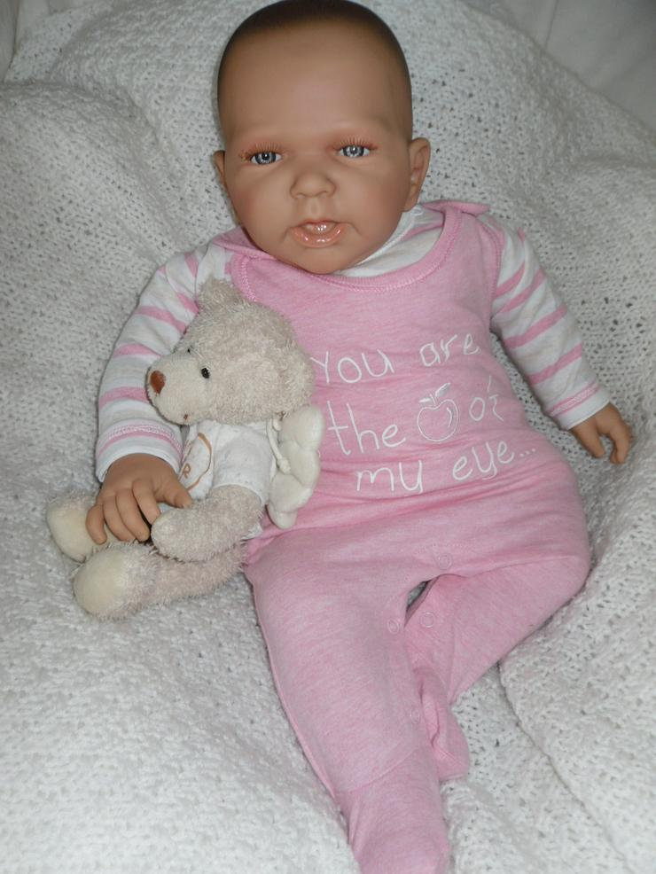 Bild 5: Doro Dolls Babypuppe Valentina 52 cm mit Schnuller Spielpuppe Baby NEU