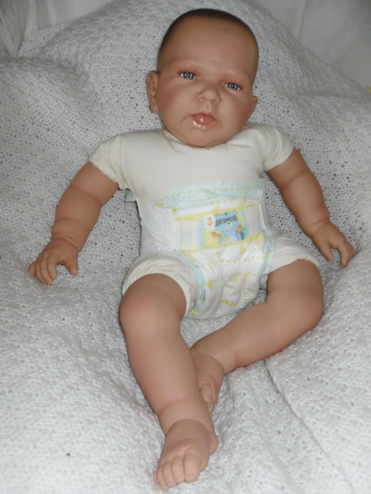 Bild 2: Doro Dolls Babypuppe Valentina 52 cm mit Schnuller Spielpuppe Baby NEU