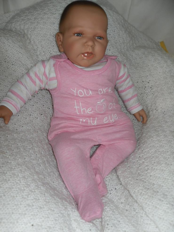 Bild 3: Doro Dolls Babypuppe Valentina 52 cm mit Schnuller Spielpuppe Baby NEU