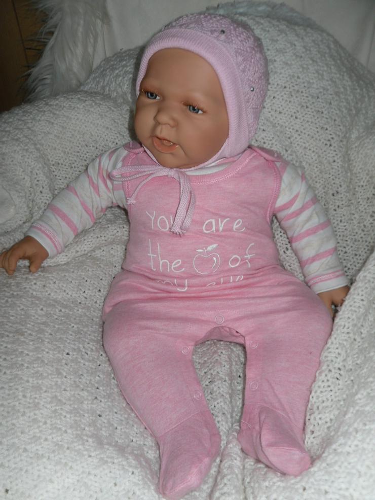 Doro Dolls Babypuppe Valentina 52 cm mit Schnuller Spielpuppe Baby NEU - Puppen - Bild 1