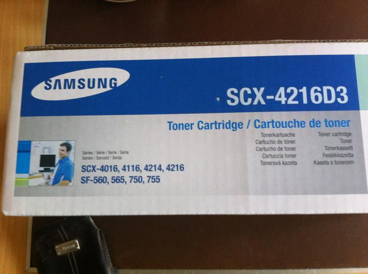 Tonerpatrone Samsung