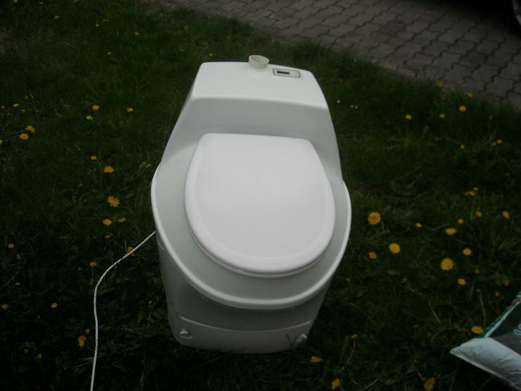 Komposttoilette Garten und Campingtoilette Humustoilette