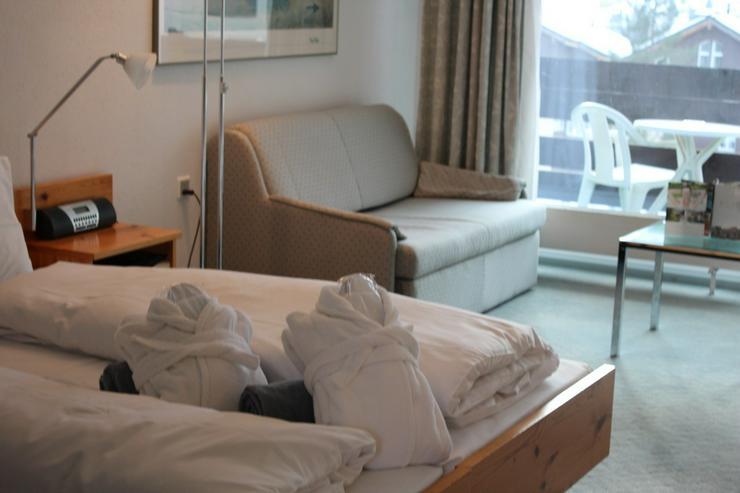 Bild 2: Haus Bristol, helle und gepflegtes Studio mit Thermalbad