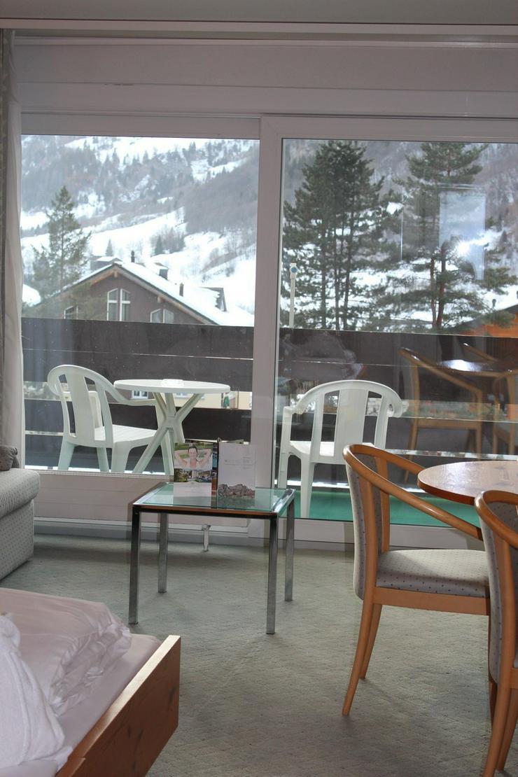 Bild 3: Haus Bristol, helle und gepflegtes Studio mit Thermalbad