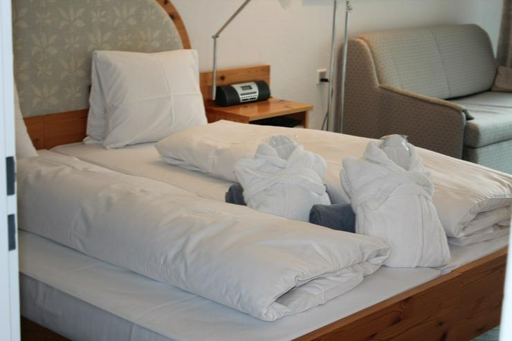 Bild 1: Haus Bristol, helle und gepflegtes Studio mit Thermalbad