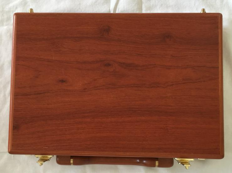 Aktenkoffer Holz Koffer