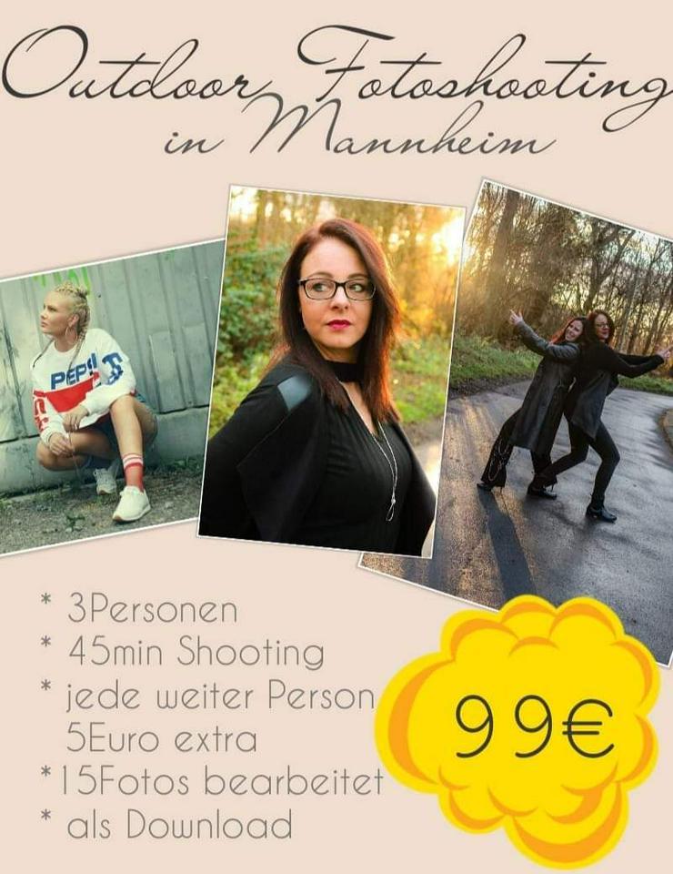Das Mobile Fotostudio aus Mannheim