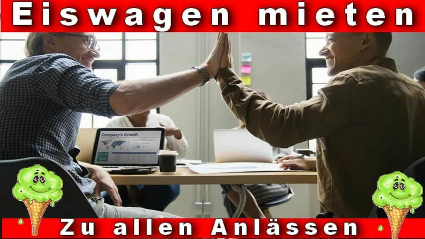 Bild 6: MITTAGSPAUSE in Firmen, Unternehmen, Behörden. Eiswagen mieten Wuppertal Remscheid Schwelm Gevelsberg Ennepetal Schwelm Hagen