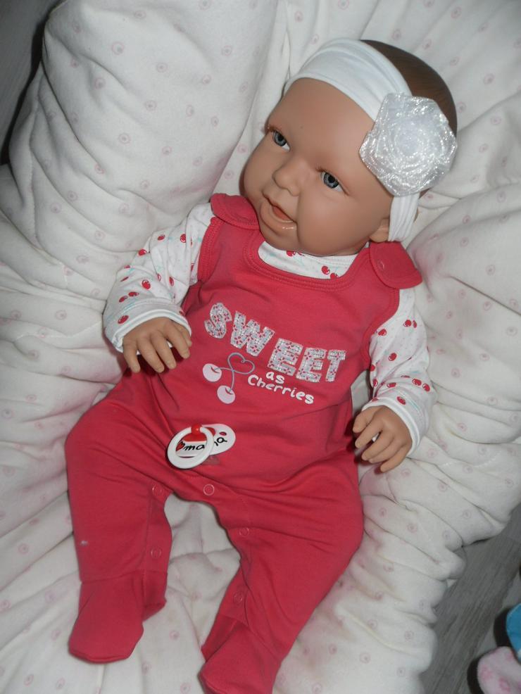 Doro Dolls Babypuppe Evelyn 52 cm mit Schnuller Spielpuppe Baby NEU - Puppen - Bild 1