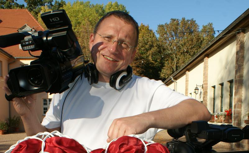 Ich filme Ihre Hochzeit! Der Videograf für Ihren Hochzeitsfilm!
