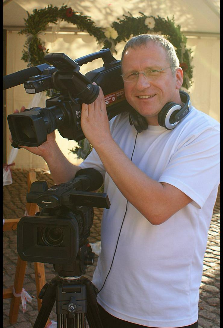 Ich filme Ihre Hochzeit! Ihr Videograf für Ihren Hochzeitsfilm!