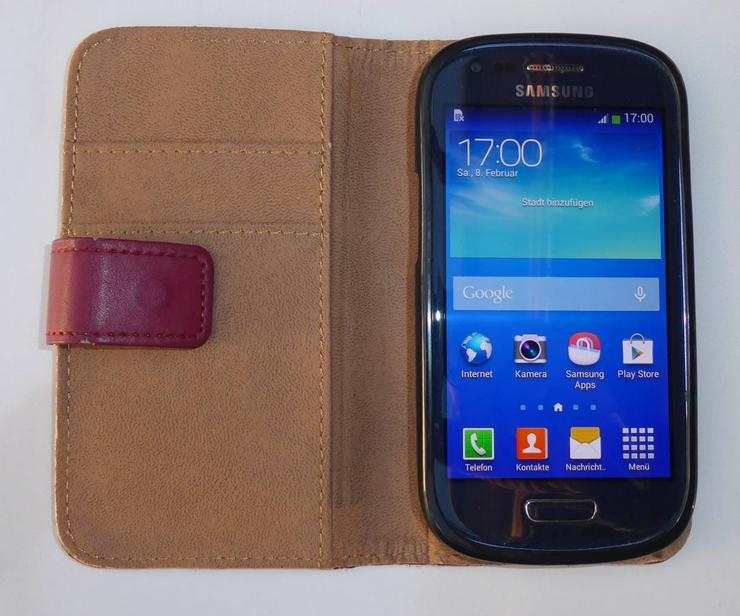 Samsung Galaxy SIII mini GT I 8200