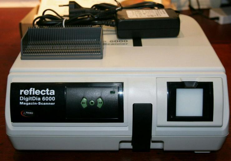 Reflecta Digtdia 6000 Digitalscanner