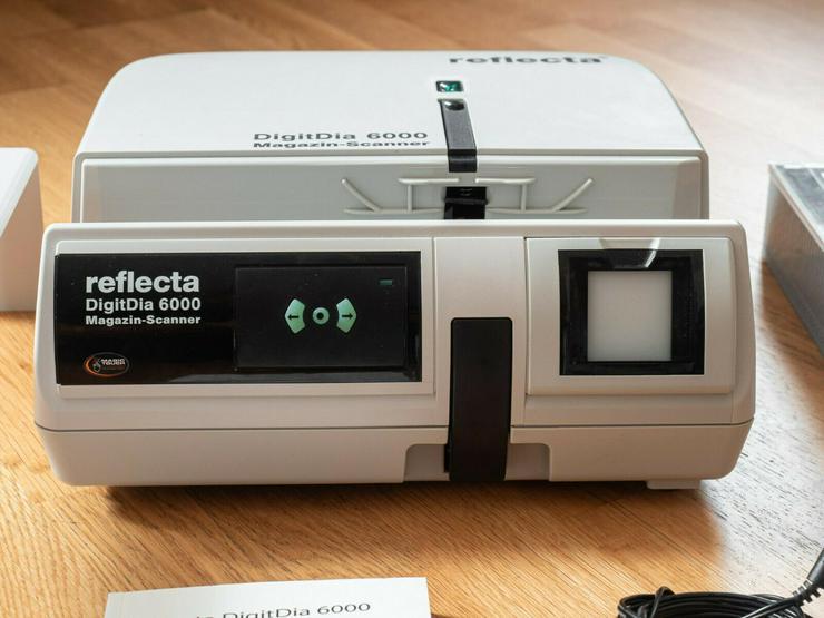 Bild 5: Reflecta DigitDia 6000 in gutem Zustand