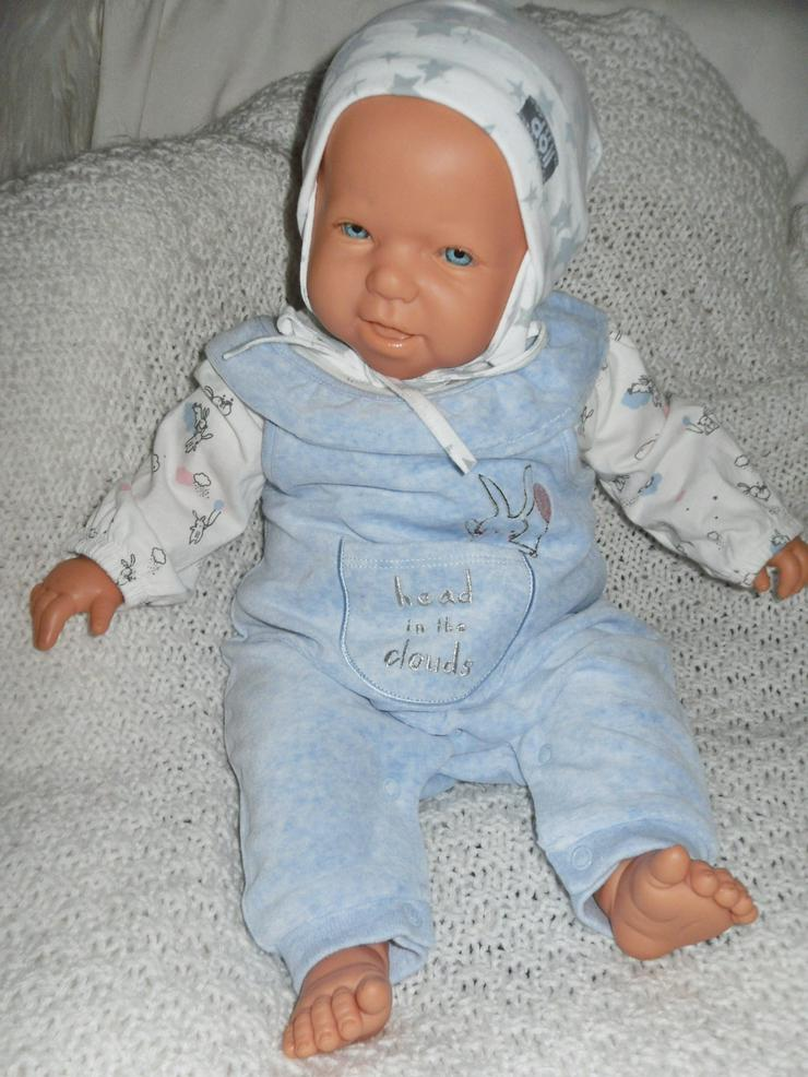 Antonio Juan Babypuppe Eva 50 cm Baby Puppen Spielpuppen NEU