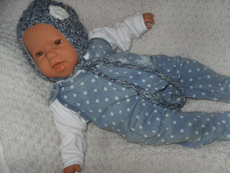 Antonio Juan Babypuppe Alice 50 cm Baby Puppen Spielpuppen NEU