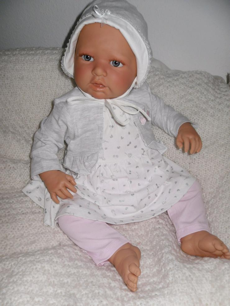 Doro Dolls Babypuppe Alexandra 52 cm mit Schnuller Spielpuppe NEU