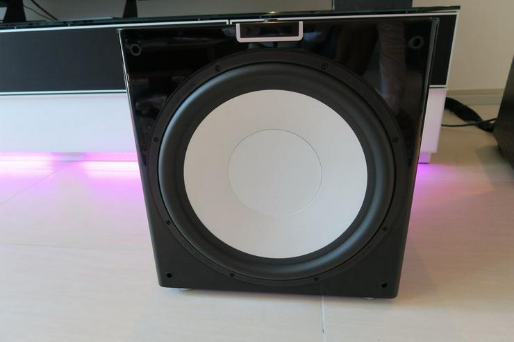 Monitor Audio GXW15 High End Subwoofer 38cm Durchmesser