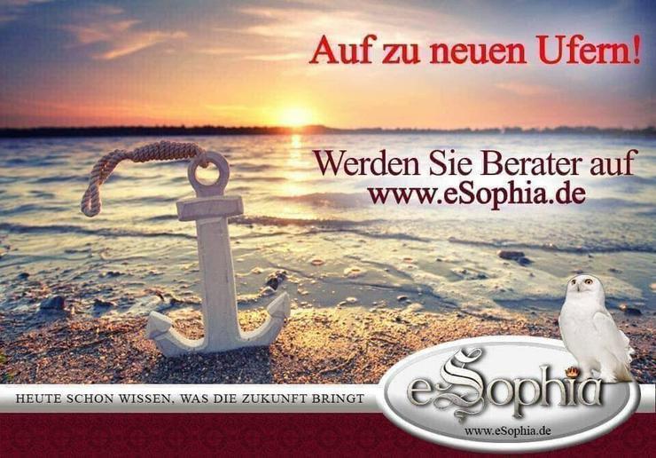eSophia - So werden Sie Berater bei uns!