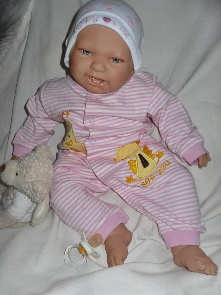 Doro Dolls Babypuppe Merle 54 cm Kinderpuppe Spielpuppen Puppe NEU